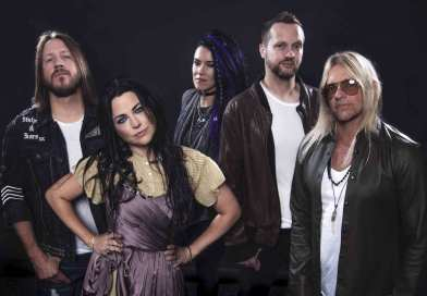 Evanescence Release Surreal 'The Game Is Over' Music Video