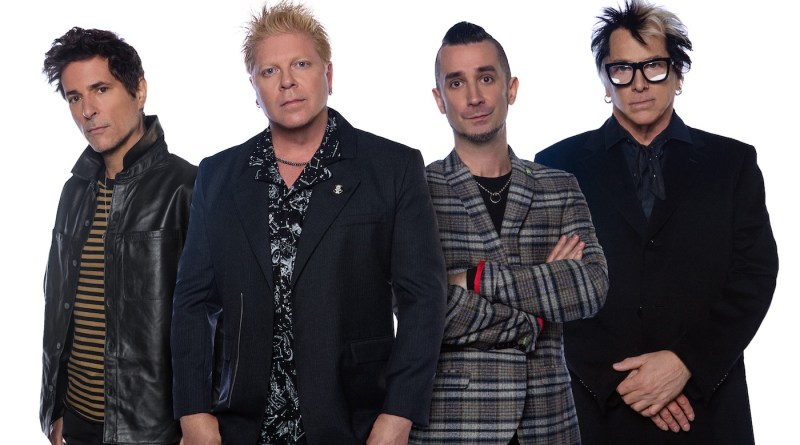 The Offspring Announce New Album 'Let The Bad Times Roll'