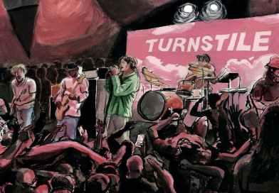 TURNSTILE Announce 2022 UK And European GLOW ON Tour