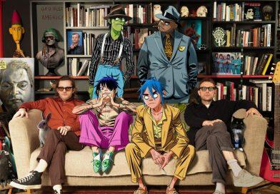 Gorillaz krönen erste Staffel von Song Machine mit neuem Album