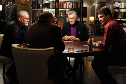 MICHAEL CONNELLY, JAMES PATTERSON, STEPHEN J. CANNELL, NATHAN FILLION