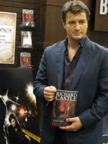 Richard Castle or Nathan Fillion?