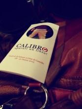 CaLibro Festival - 29/31 marzo 2013