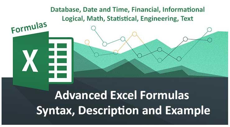 Advanced Excel Formulas - DAVERAGE Function Description With Example