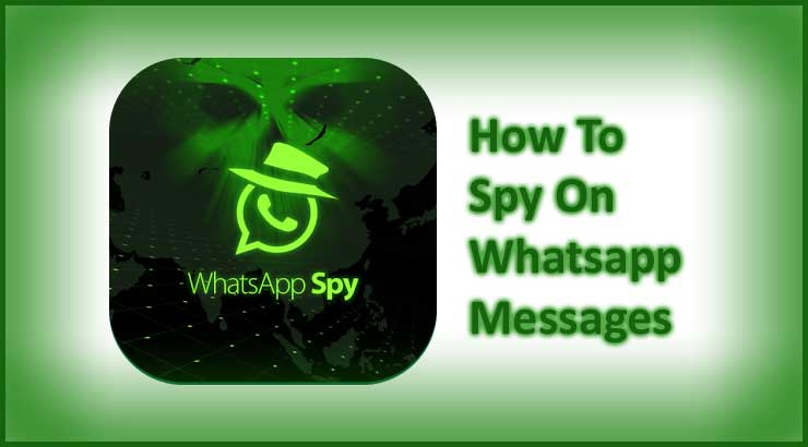 How To Spy On Your Girlfriend or Boyfriend Whatsapp Messages. Pretty Cool!