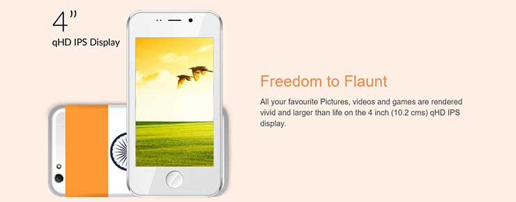 Freedom 251 Ringing Bells