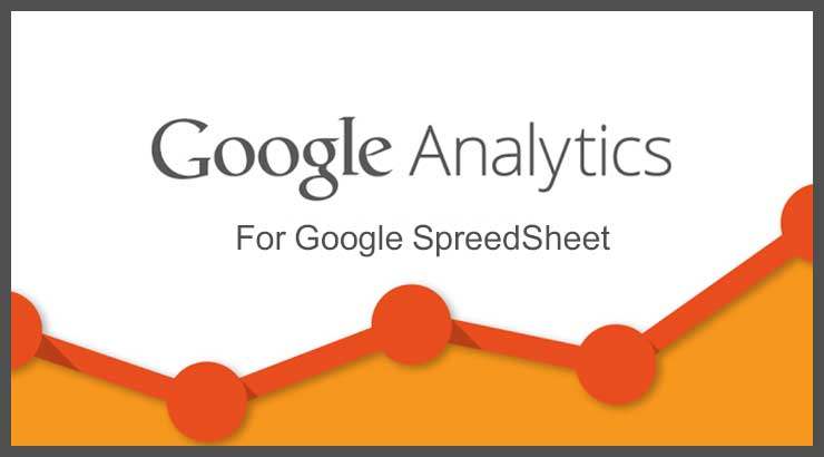 Track Google Spreadsheet Visitors with Google Analytics Code