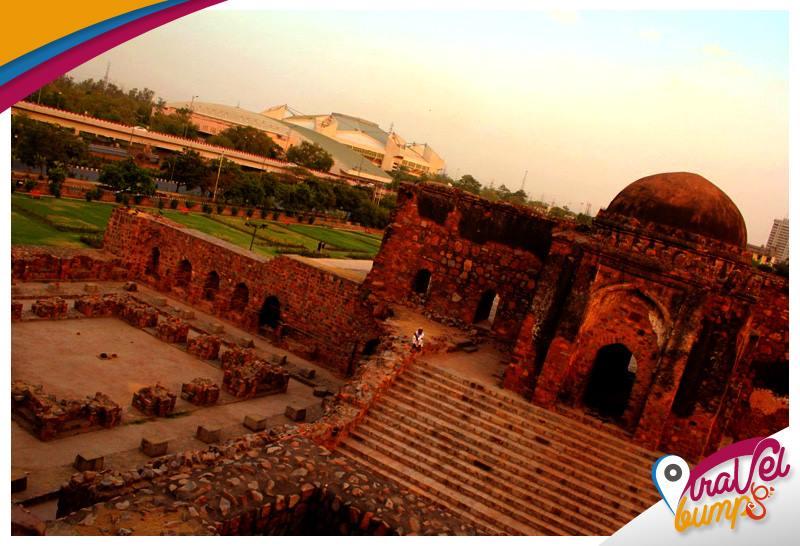 Feroz-Shah-Kotla-Delhi