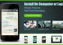 Install Whatsapp for PC/Laptop on Windows & MAC