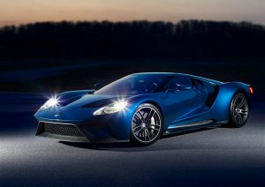 【TOPIC】大好評につき「フォードGT」の生産期間を2年延長。 - Production of the Ford GT began in December 2016