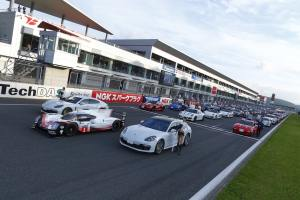 「Porsche Sportscar Together Day 2019」、6月15〜16日に富士で開催 - 34e6rytfg