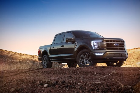 - All-new F-150