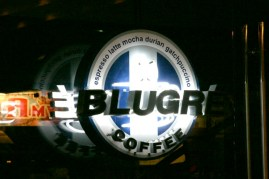 Bluegre Coffee Logo