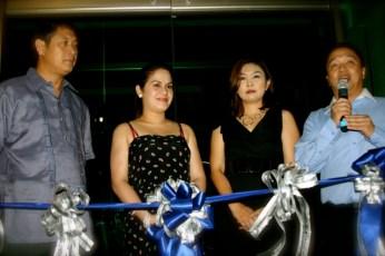 Mayor Acharon, Jinky Pacquiao, Larce & Gatchi Gatchalian