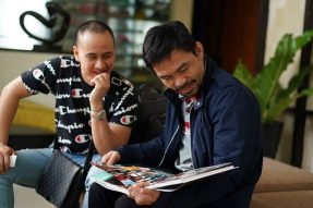 pacquiao legend book