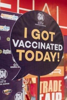 SM City Gensan collabs with LGU-Gensan for vaccine drive
