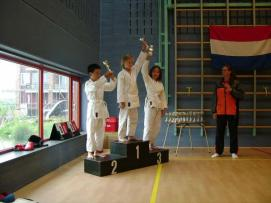 Karate kumite 27 mei (3)