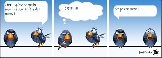 les oiseaux pépient , mais que se disent-ils  ? (3/6)