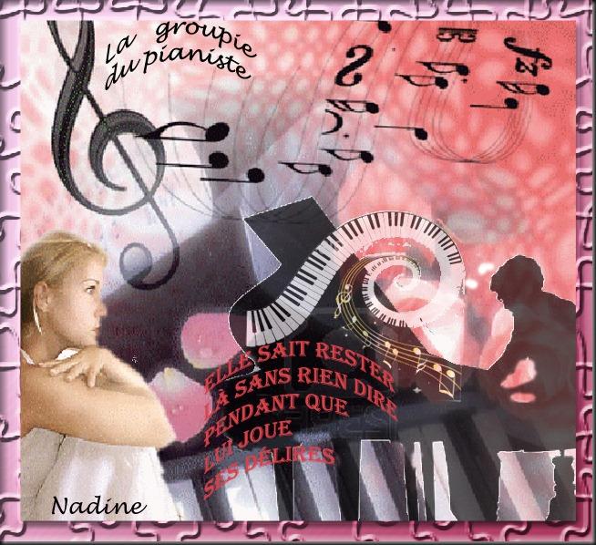 """défi chanson """" La groupie du pianiste """" (3/3)"""
