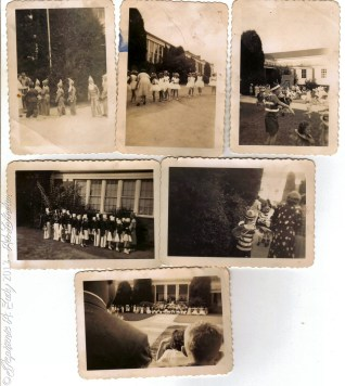 Irving Park School May Day Play - 1950