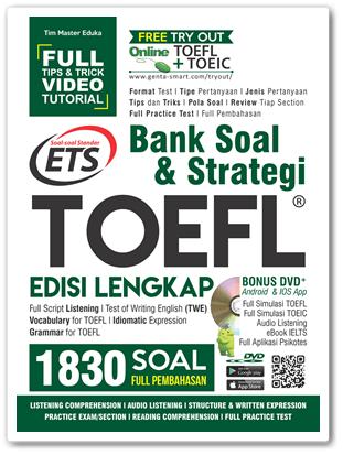Kumpulan soal soal toefl dan pembahasannya pdf. Genta Smart Publisher Bank Soal Dan Strategi Toefl