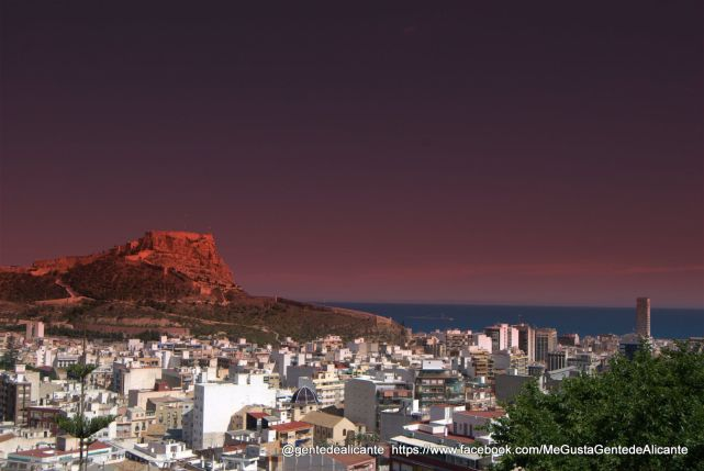 Alicante-Castillo-Santa-Bárbara