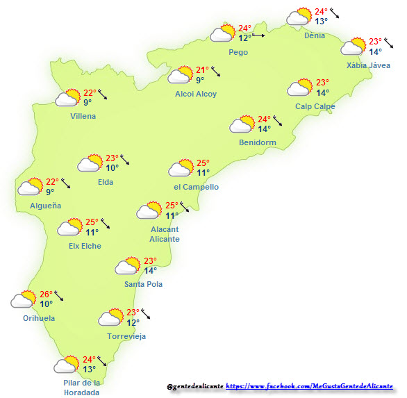 El-Tiempo-en-Alicante-y-provincia-hoy-11-de-Noviembre