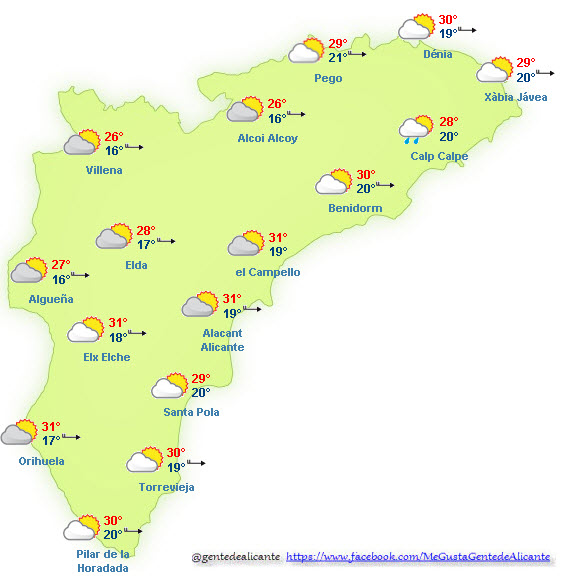 El-Tiempo-en-Alicante-y-provincia-hoy-30-de-Septiembre
