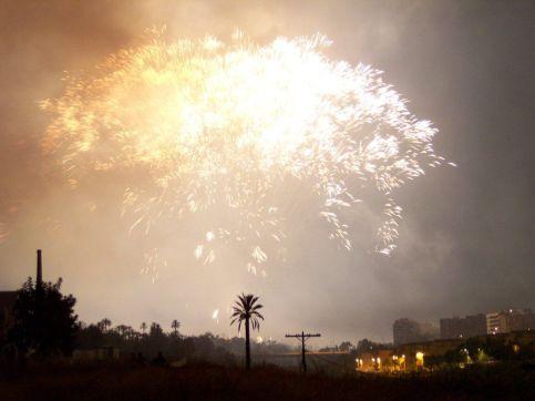 Nit-de-la-Albá-Fiestas-de-agosto-elche-palmera-Provincia-de-Alicante