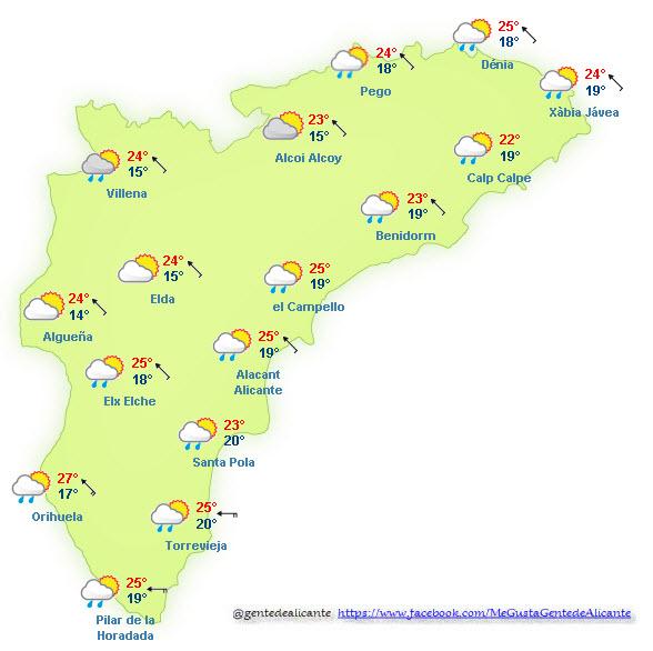 El-Tiempo-en-Alicante-y-provincia-hoy-07-de-Octubre