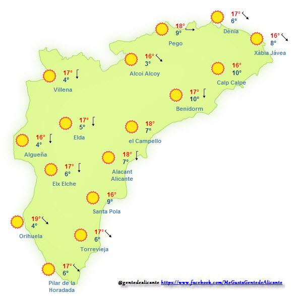 El-Tiempo-en-Alicante-y-provincia-hoy-6-de-Diciembre