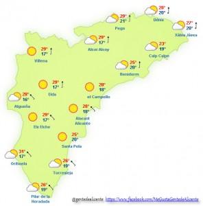 El-Tiempo-en-la-provincia-de-Alicante-25-09-2013