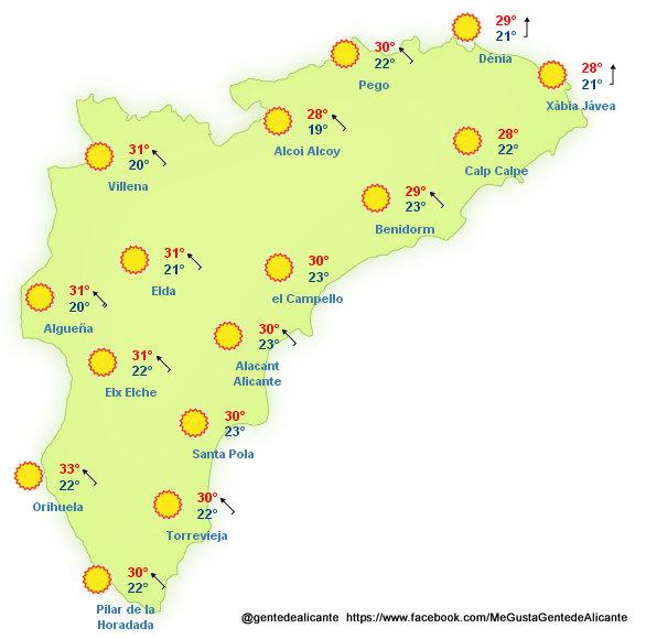 El-tiempo-en-la-provincia-de-Alicante-10-08-2013