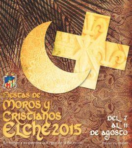 cartel-fiestas-moros-cristianos-elche-provincia-alicante-españa-800x600