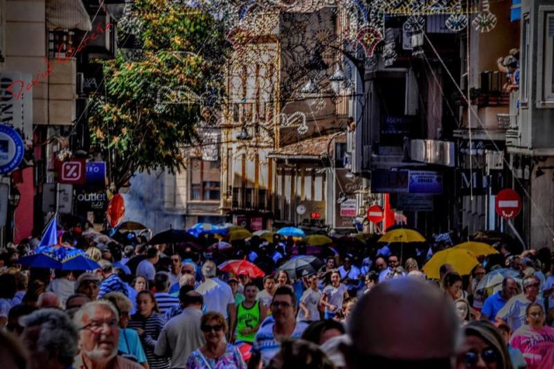 las tradiciones y la fiesta de los Santos Patronos de Elda fotos David García (1)