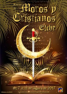 fiestas-moros-y-cristianos-elche-cartel-2017