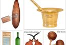 Instrumentos Musicales empleados en el Folklore de Panamá