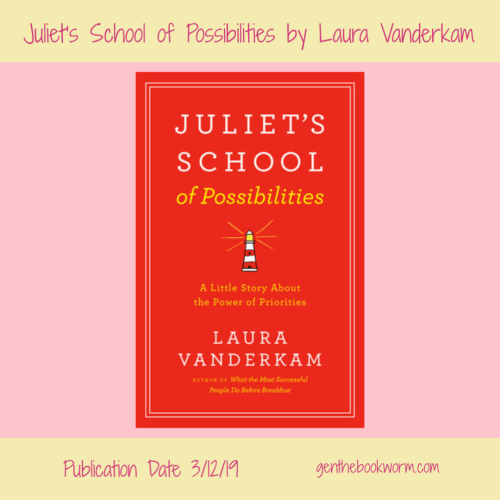 Laura Vanderkam + time management