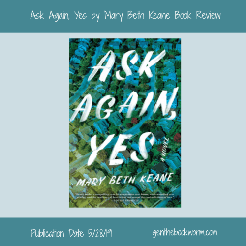 Ask Again, Yes Book of the Month selection