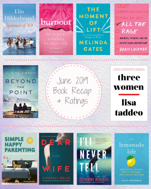 monthly book wrap-up