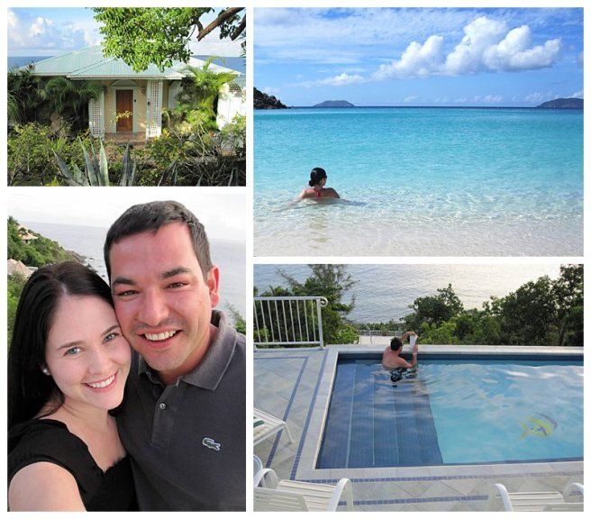 honeymoon in St. John