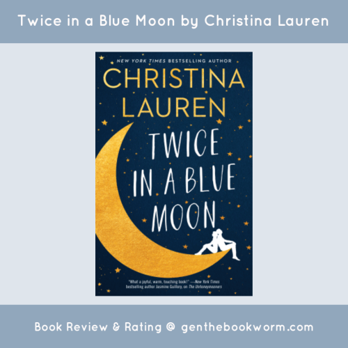 book review of Twice in a Blue Moon
