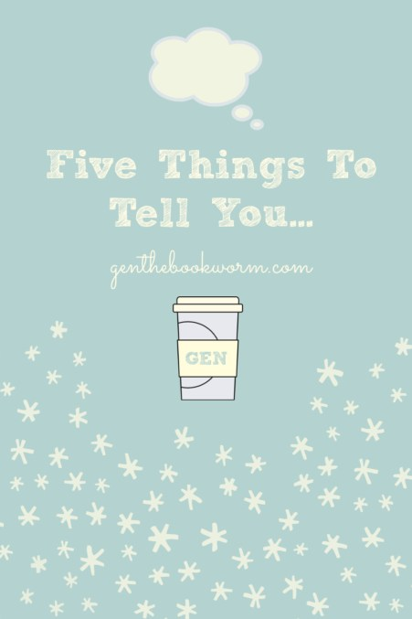 five things to tell you