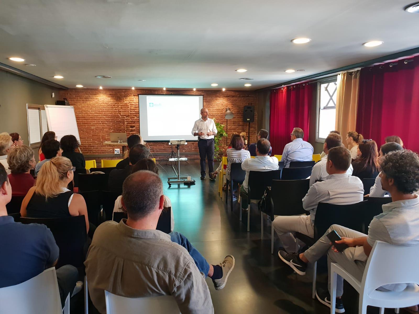 Les claus de la conferència d'Andoni Rodríguez, del pròxim 21/05 a Mataró