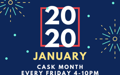 January 2020 Taproom Events