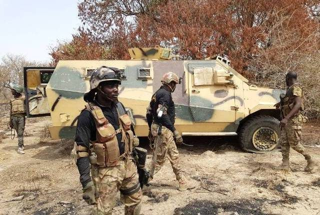 Boko Haram Terrorists Ambush Nigerian Soldiers In Borno, Kill 45