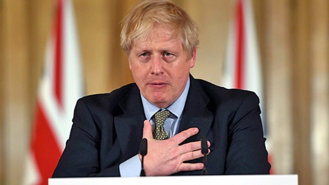 #COVID-19:  UK Prime Minister Boris Johnson Tests Positive