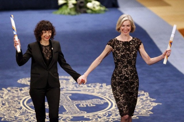 Two Women Scientists Share Nobel Prize: On Chemistry For The First Time For Work On 'Genetic Scissors'