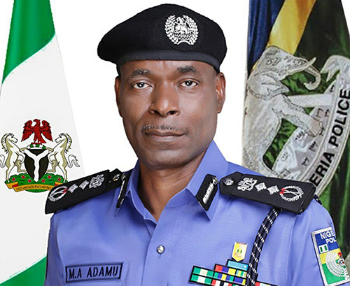 IGP Sets Up New Unit, SWAT To Replace SARS