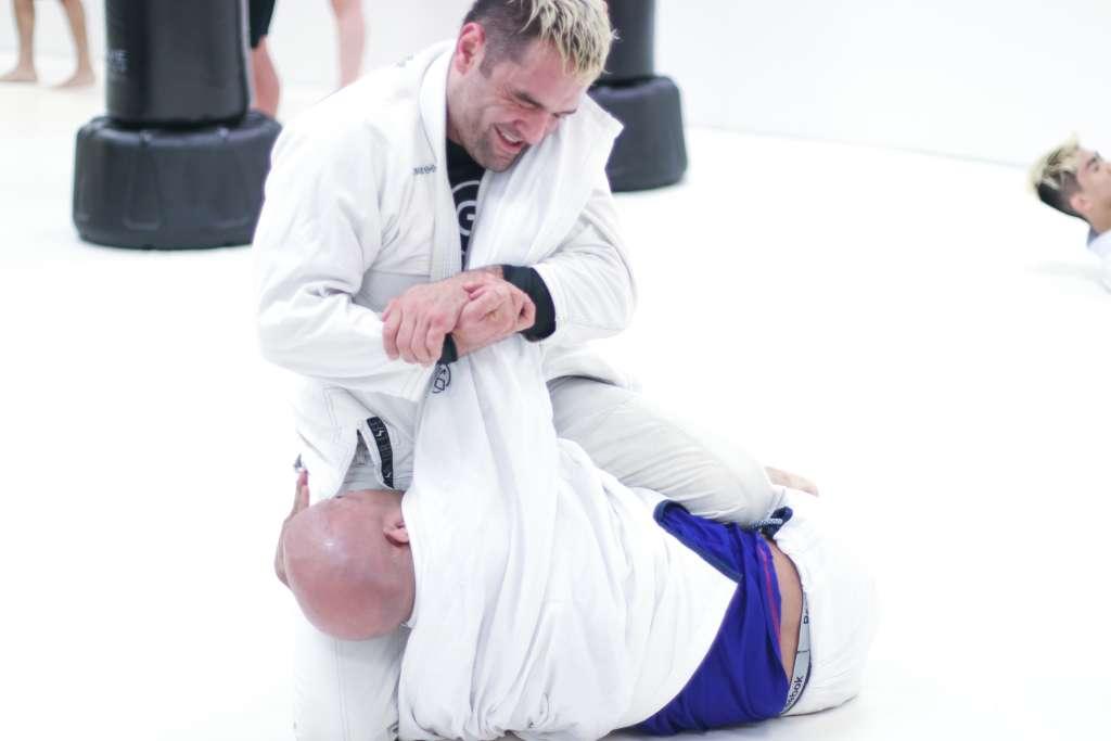 Jiu-Jitsu is hard